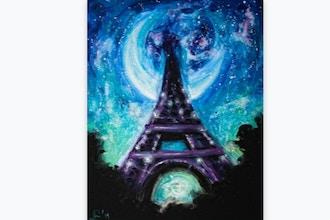 Paint Nite: Watercolor Paris