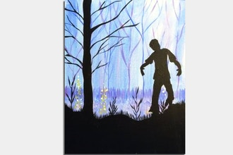 Paint Nite: Zombie