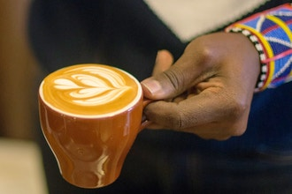 Milk Steaming/Latte Art for Beginners