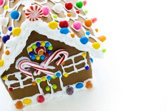 Gingerbread House (BYOB)
