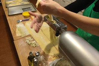 Handmade Pasta (BYOB)