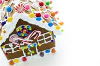 Gingerbread Houses (Adult / BYOB)