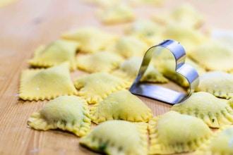 Valentine's Handmade Pasta Class (Couples BYOB)