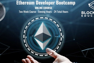 Ethereum Developer Bootcamp