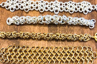 chainmaille wire classes new york coursehorse annealed studio