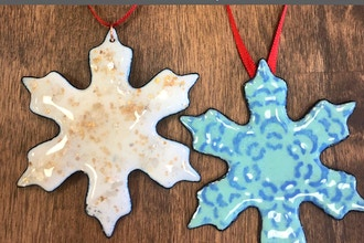 Enameled Ornament Workshop