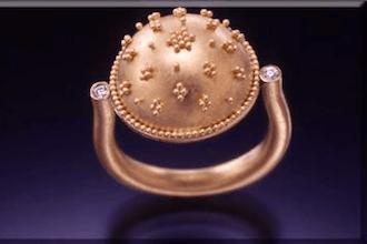 Metals: Fine Silver Granulation