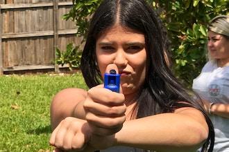 Pepper Spray Self-Defense