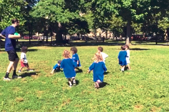 Kids Soccer in French (Ages 5-6)