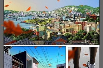 Manga & Comic Portfolio Prep