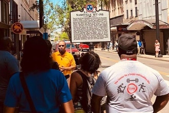 Nashville Black History Walking Tour