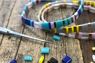 Mosaic Tile Bracelets