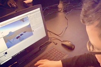Camp YokeyPokey: Unity Basics - Game Design for VR