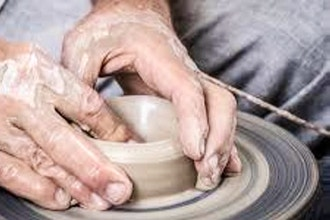 Introduction to Wheel Thrown Pottery