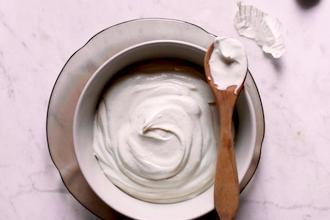 Make+Take: Yogurt+Cheese