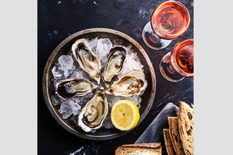 Oysters + Rose