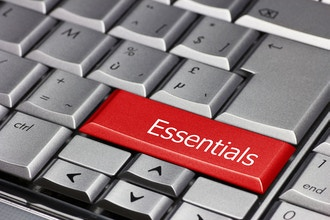 Essential Computer Skills: Computer and MS Word Basics
