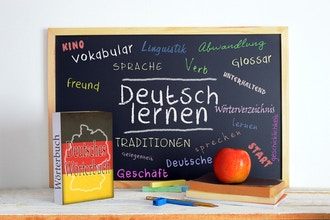 German Refresher: Intermediate - Online