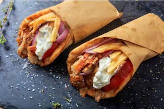 It's Greek to Me: Greek Street Food Made Easy