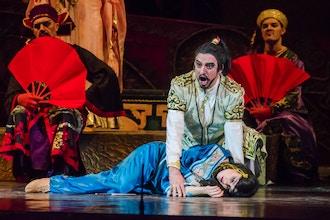 The Joy of Opera: The Met Live in HD - Turandot