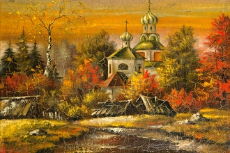Realism and Spiritualism in Russian Art