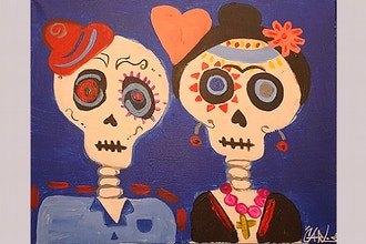 Paint & Tequila Night at La Tequilería