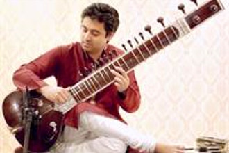 Sitar Performance with Indrajit Roy and Uchhal Banerjee