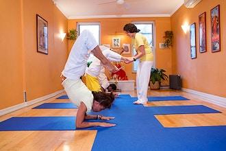 Yoga II: Intermediate