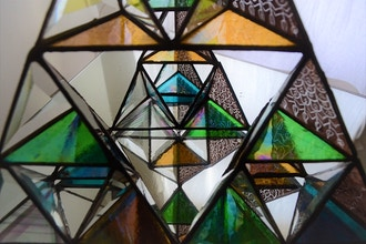 Stained Glass Lessons Private (2 Hours)