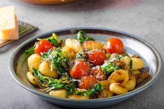 Potato Gnocchi (Italian Dumpling)