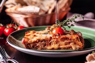 Classic Italian Lasagna