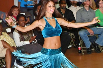 Ladies Night - Drop In Belly Dance