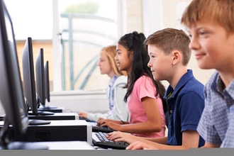 Chinese - Summer Online Immersion Classes ( Grade 4-6 )