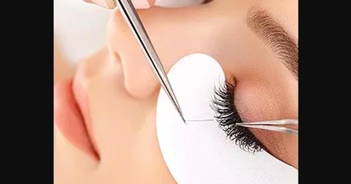 Classic Lash Extension Certification Beauty Courses Chicago