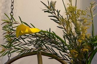 Go Green: Flower Arrangement Workshop