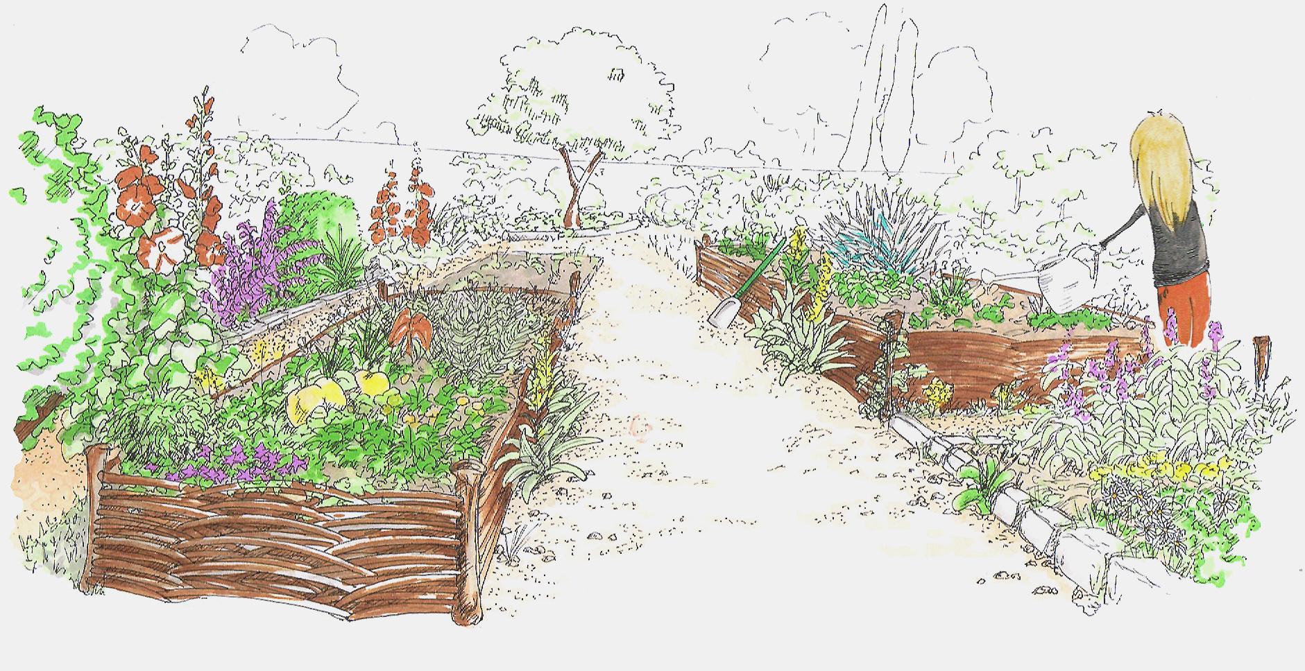 Puzzle pour Sienne Garden Pavillon SAHARA blanc 1 pièce