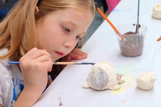Creating with Clay (Grades 1-5)