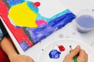 Saturday Art School (Ages 5-9)