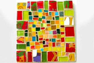 Saturday Mosaic Workshop: Mosaic Plaque