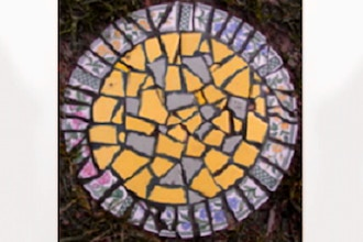 ​Saturday Mosaic Workshop: Stepping Stone