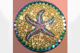 ​Saturday Mosaic Workshop: Lazy Susan