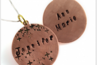 Create a Personalized Pendant