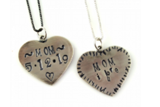 Mother's Day Pendants: Parent/Child Workshop