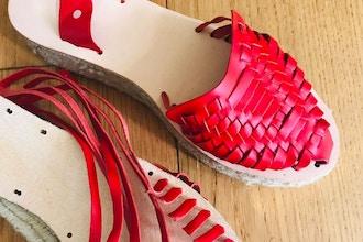 Huaraches Sandal Workshop