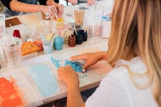 Terrazzo Coaster Workshop