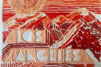 Memorial Embroidery Workshop