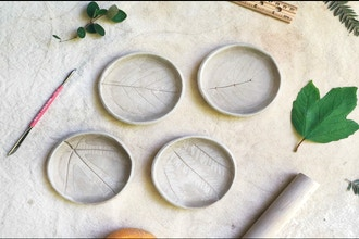 Hand-Building Ceramics Workshop