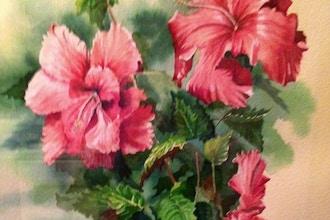 Watercolor Painting: Beginner