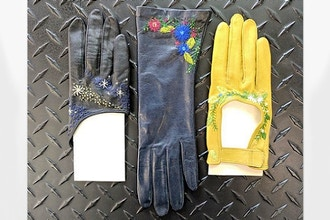 ​Leather Glove Embroidery Workshop