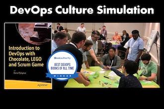 DevOps Culture Simulation (w/ Lego & Chocolate)